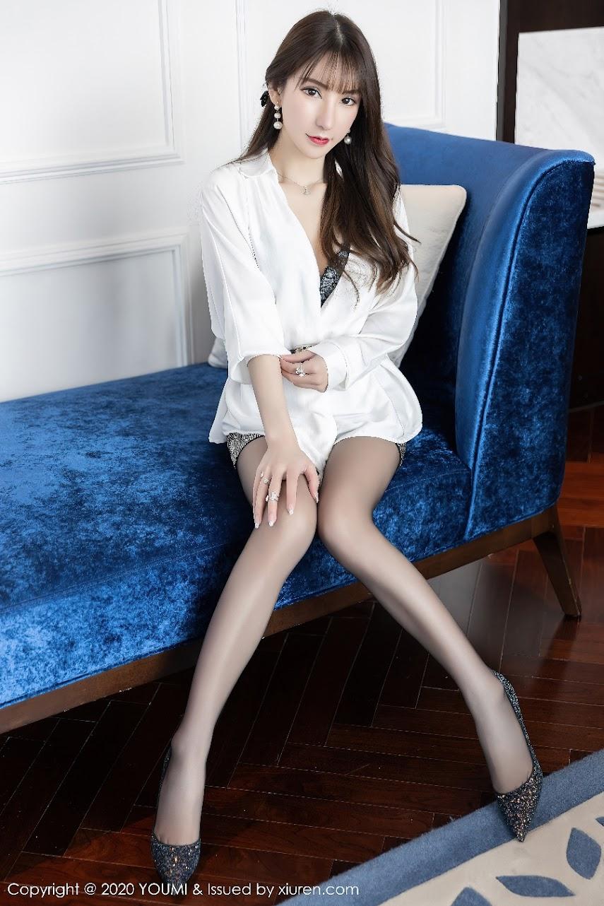 [YouMi] 2020-12-03 Vol.566 Zhou Yuxi Sandy - idols